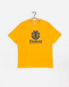 T-Shirt Element Vertical SS Yellow