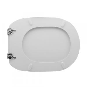 SEDILE WC PER HIDRA VASO PEGASO                                        Bianco Cerniere C espansione