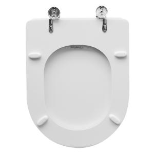 SEDILE WC PER ALTHEA VASO MARION                                       Bianco