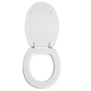 SEDILE WC PER CESABO VASO EXEL                                         Bianco - Cerniera C espansione