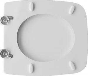 SEDILE WC PER IDEAL STANDARD  VASO CANTICA                             Bianco