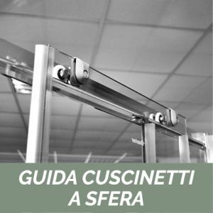 NICCHIA SCORREVOLE 2 ANTE CRISTALLO LINEA ESSENTIAL                    cm  136 - 140