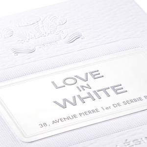 Love in White - Millesime
