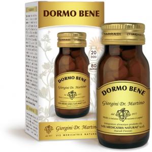DORMO BENE - 80 PASTIGLIE