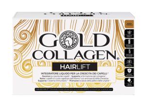 GOLD COLLAGEN HAIRLIFT - 10 FL