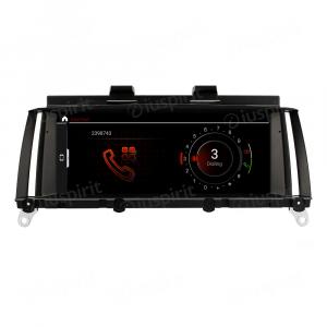 ANDROID 10 navigatore per BMW X3 F25 2010 2011 2012 Sistema originale CIC 8.8 pollici CarPlay Android Auto WI-FI GPS 4G LTE Bluetooth 4GB RAM 64GB ROM