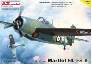 Grumman Martlet Mk.I/G-36