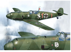 Messerschmitt Me-109E-1 JG.26