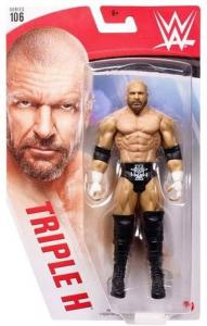 WWE Elite - Basic Serie #106: TRIPLE-H by Mattel