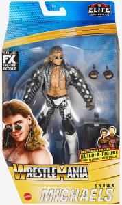 WWE Elite - Wrestlemania #37: SHAWN MICHAELS by Mattel