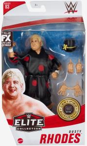 WWE Elite Collection #83: DUSTY RHODES by Mattel