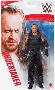 WWE Elite - Basic Serie #117: UNDERTAKER by Mattel