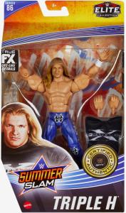 WWE Elite Collection #86: TRIPLE H by Mattel