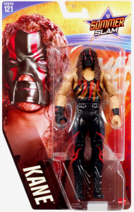 WWE Elite - Basic Serie #121: KANE (Summerslam 2021 heritage) by Mattel