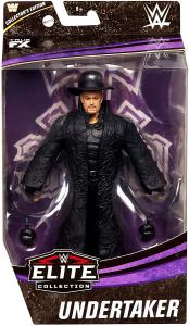 WWE Elite Collection: UNDERTAKER by Mattel