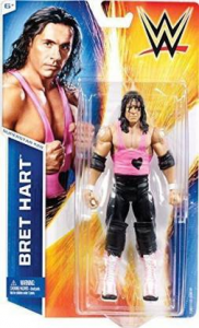 WWE Elite - Basic Serie #28: BRET HART by Mattel