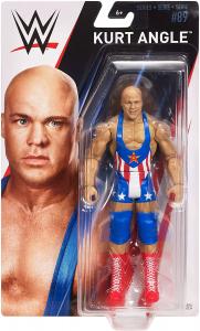 WWE Elite - Basic Serie #89: KURT ANGLE by Mattel