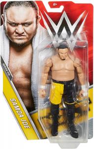 WWE Elite - Basic Serie #70: SAMOA JOE by Mattel
