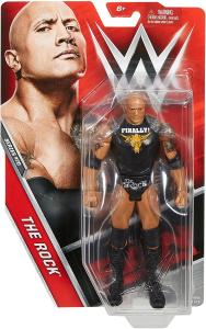WWE Elite - Basic Serie #70: THE ROCK by Mattel
