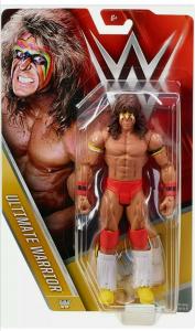 WWE Elite - Basic Serie #70: ULTIMATE WARRIOR by Mattel