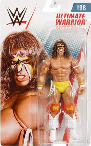 WWE Elite - Basic Serie #98: ULTIMATE WARRIOR by Mattel