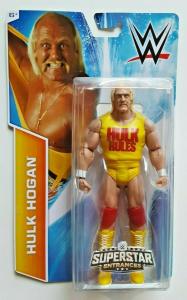 WWE Elite - Basic Serie Superstar Entrance: HULK HOGAN by Mattel