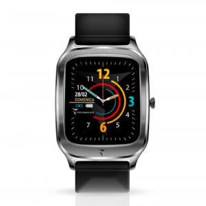 TECHMADE Smartwatch Vision - full black