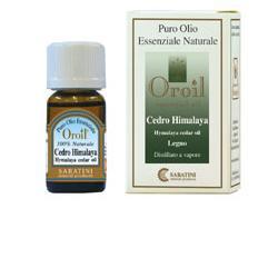 CEDRO HIMALAYA olio essenziale 10 ml
