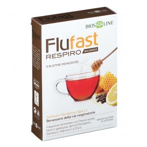 FLUFAST APIX RESPIRO BALSAMICO 9 BUSTINE