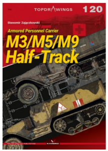 Armored Personnel Carrier M3/M5/M9 Half-Track