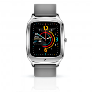 TECHMADE Smartwatch Vision - full silver