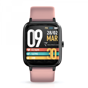 TECHMADE Smartwatch move - pink