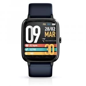 TECHMADE Smartwatch move - dark blue