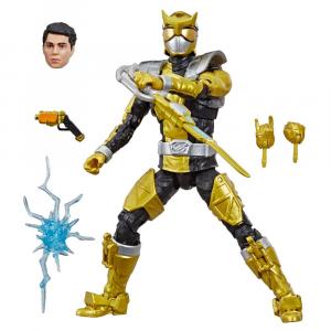 Power Rangers Lightning Collection: BEAST MORPHERS GOLD RANGER by Hasbro