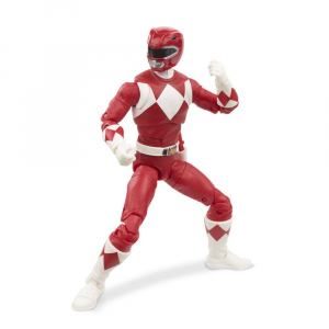 Power Rangers Lightning Collection: MIGHTY MORPHIN RED RANGER by Hasbro
