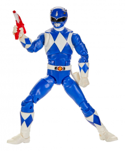 Power Rangers Lightning Collection: MIGHTY MORPHIN BLUE RANGER by Hasbro