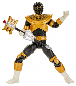 Power Rangers Lightning Collection: ZEO GOLD RANGER by Hasbro