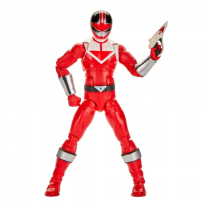 Power Rangers Lightning Collection: TIME FORCE RED RANGER by Hasbro