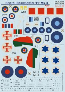 Bristol Beaufighter Mk.X