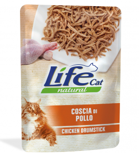 Life Cat - Natural - Adult - 70g x 30 buste