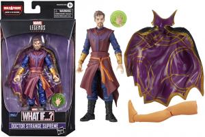 *PREORDER* Marvel Legends Series What If...: DOCTOR STRANGE SUPREME (The Watcher BAF) by Hasbro