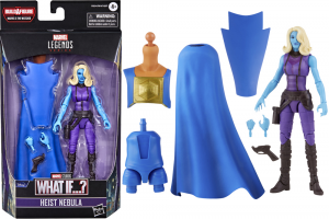 *PREORDER* Marvel Legends Series What If...: HEIST NEBULA (The Watcher BAF) by Hasbro