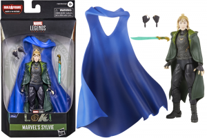*PREORDER* Marvel Legends Series What If...: SYLVIE (The Watcher BAF) by Hasbro