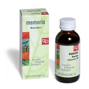MEMORIA BACOPA ESTRATTO INTEGRALE SINERGICO 60ML