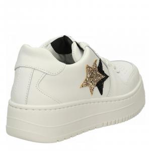 2STAIR bianco-oro-nero