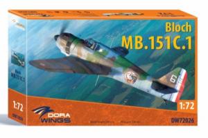Bloch MB.151 C.1