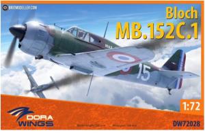 Bloch MB.152C1