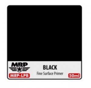 Fine surface Primer - Black