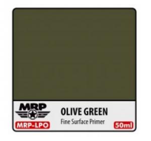 Fine surface Primer - Olive green