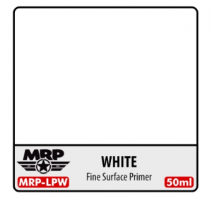 Fine surface Primer - White